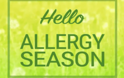 Allergy Season Is Here and It Is Costing You Money