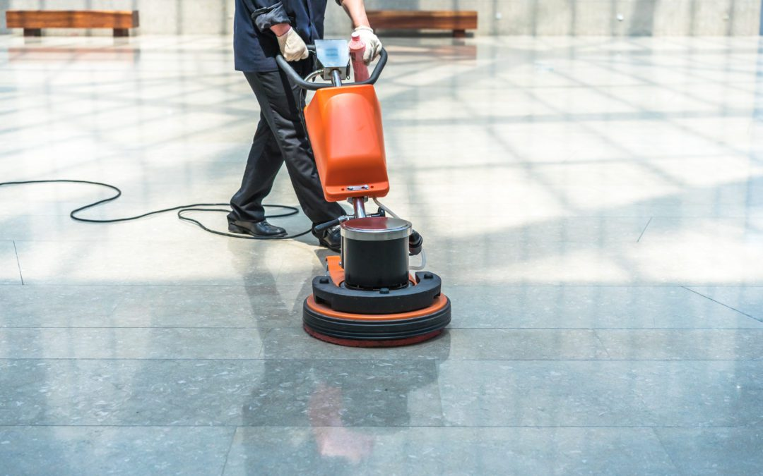 Create a Healthier Workplace with Proper Cleaning