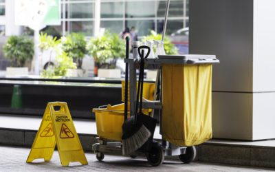 Differentiating Between Cleaning, Sanitizing and Disinfecting